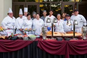 TEF welcomes award-winning Pechanga chefs.